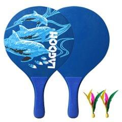 Fun Cricket Badminton Racket 7MM Big Badminton Racket Seven