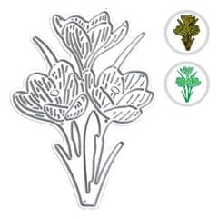 Christmas Metal Cutting Dies Tree Flower Butterfly Shape - Type 2