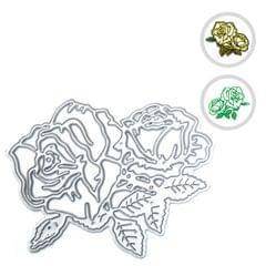 Christmas Metal Cutting Dies Tree Flower Butterfly Shape - Type 1