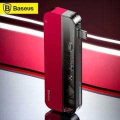 Baseus Transparent Series Dual-Port Type-C Multifunctional