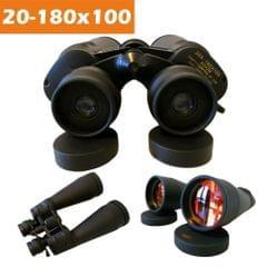 Telescope Professional High Resolution Adjustable 20-180*100