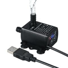 Decdeal Ultra-quiet Mini USB DC5V 4.8W 300L/H Lift 300cm