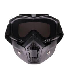 Motorcycle Cross Country Mask Tactical Goggles Windproof
