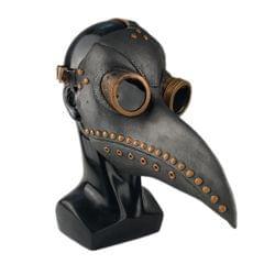 Plague Bird Mask Halloween Mask Long Nose Bird Beak Mask - Type 1