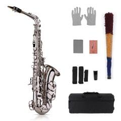 Muslady Eb Alto Saxophone Sax Brass Lacquered Gold 802 Key