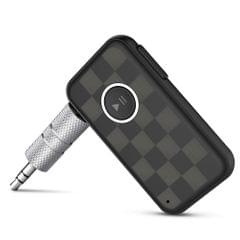 Mini Wireless Music Audio Receiver Adapter BT 5.0 for Car