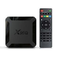 X96Q TV Box Android 10.0 Allwinner H313 Quad Core ARM Cortex - AU-16G