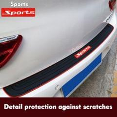 90CM Universal Car Trunk Door Sill Protector Rubber Strip - 1