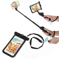 Waterproof Dry Bag Cell Phone Pouch Case & Extendable Selfie