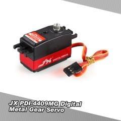 JX PDI-4409MG 9.2kg Digital Metal Gear Servo Aluminums Case
