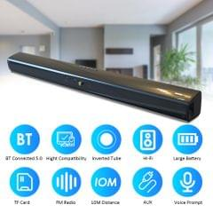Wirelessly BT Connected 5.0 Soundbar Stereo Speaker with AUX