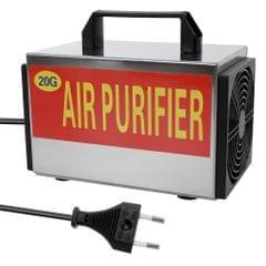 20g/h Generator Ozone Machine Tablets Air Purifier Ozonizer - EU Plug