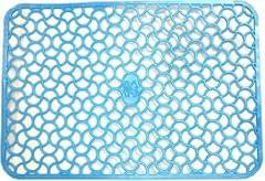 Prime  PVC Fridge Multi Purpose Mats Set of 6 Pcs (Blue)