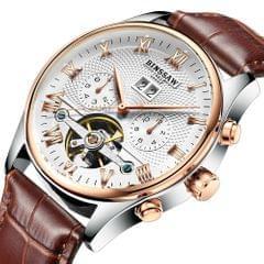 KINYUED JYD-J012 Men's Watch Tourbillon Mechanical Watch for