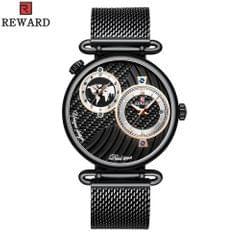 REWARD Men Sport Watches Waterproof Outdoor Wristwatch Men's