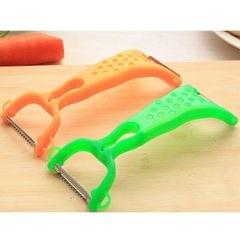 2 Pack Candy-Colored Fruit And Vegetable Peeler  Random Color Delivery