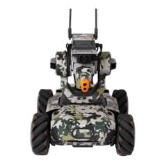 Sunnylife S1-TZ438  Full Set of Theme Stickers PVC Skin Film for DJI RoboMaster S1 (Camouflage)