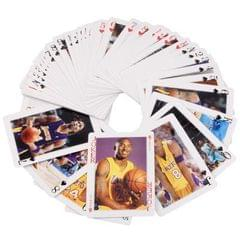 Basketball Star Kobe Pattern Poker Cards Playing Set Collection