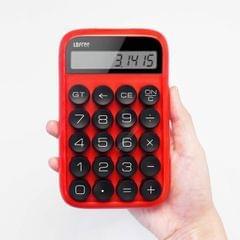 Loffee Sugar Bean Keyboard Calculator Dot Mechanical Portable Computer