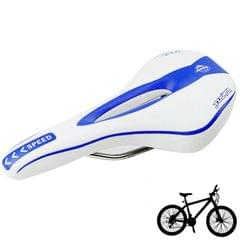 New Bike Race Saddle Bicycle Saddle Seat MTB for Body Comfortable, 451A (Blue)