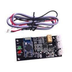 CSR64215 Module Wireless Bluetooth 4.2 Receiver Board for Audio Lossless CSR64215 Bluetooth Receiving Module Support The Agreement: APT-X A2DPv1.3 AVRCPv1.6 HFPv1.6 HSPv1.2 D1V1.3.