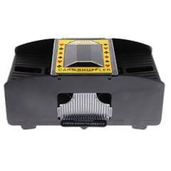 Automatic Poker Card Shuffler Battery Operated Casino Fun Game 1-2 Decks Playing Shuffling Machine Gift