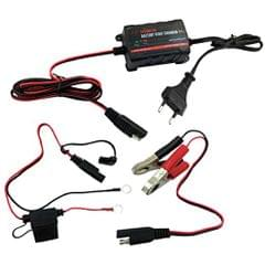 Car Motorcycle 6V 12V Automatic Battery Float Charger Maintainer - EU Plug