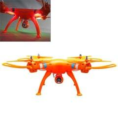 SYMA X8C 4-Channel 360 Degree Flips 2.4GHz Radio Control Quadcopter with 6-axis Gyro / LED / 2MP Camera (Orange)