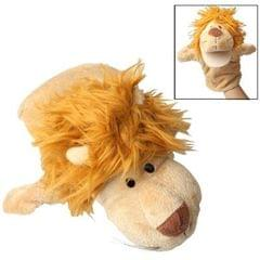Lion Hand Puppet Doll