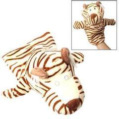 Tiger Hand Puppet Doll