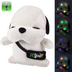 Luminescence of Puppy Doll (White)