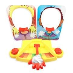 Pie Face Showdown Game Challenge Family Interactive Table Toy for Child  Prank Toys Double