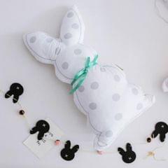 Rabbit Shape Children Room Decoration Sofa Pillow (Wave Rabbit)