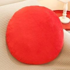 Fruit Cushion Office Student Toy Strawberry Pineapple Pillow Plush Toy (Red)