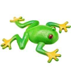 Simulation Frog Model Soft Fake Frog Creative Trick Frog