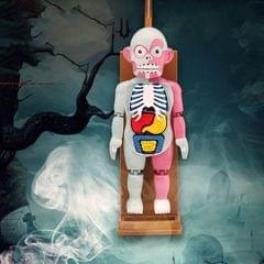 Halloween Horror Spoof Gift Human Body Model Stitching Children Educational Toys