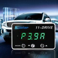 For Chevrolet Cruz 2009-2014 Sipeter 11-Drive Automotive Power Accelerator Module Car Electronic Throttle Accelerator with LED Display