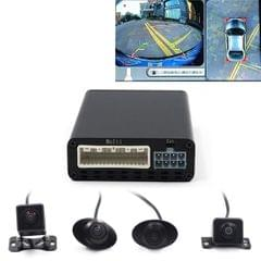 DV360 360 Seamless Surround View Digital Video Recorder  Car DVR, Support TF Card / Motion Detection / Parking Video