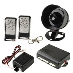 HT-400 High Performance Multi-Channel Vehicle Security System with Remote Control