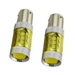 1156 LED Yellow Bulb Universal for Car Fog Light Daytime Running Lamp