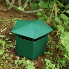 Eco-friendly Snail Cage House Catcher Trap Gintrap Pest Control 10x11cm