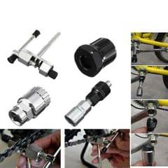 Mountain Bike Repair Tool Kit Bicycle Chain Bottom Bracket Crank Remover