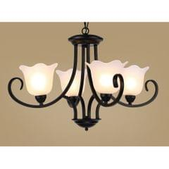 E27 Clear Glass Ceiling Fan Light Chandelier Wall Sconce Light Shades  4