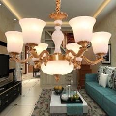 E27 Clear Glass Ceiling Fan Light Chandelier Wall Sconce Light Shades  3