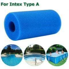 Swimming Pool Filter Foam Sponge Cartridge For Intex Type S1 Black