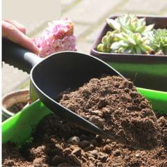Thickened Plastic Shovel Gardening Flowering Loose Soil Tool Purple