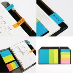 Colored Memo Notes Diary Flag Sticker Tab Bookmark Index Label Page Marker
