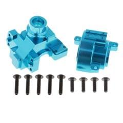 102075 (02051) Aluminum Gear Box for HSP 94111 94123 Upgrade Parts Blue