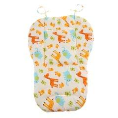Baby Stroller High Chair Seat Cushion Liner Mat Pad Cover Protector  Zoo