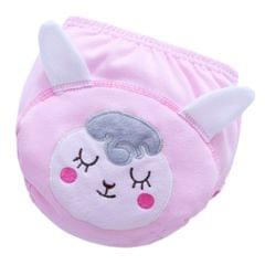 Potty Training Pants Cotton Washable Nappy Diaper Baby 90 for 13KG Sheep
